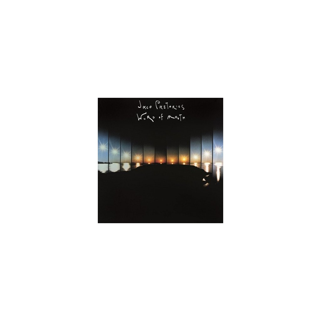 VINYLO.SK   PASTORIUS, JACO - WORD OF MOUTH (LP)180 GRAM AUDIOPHILE VINYL / INSERT