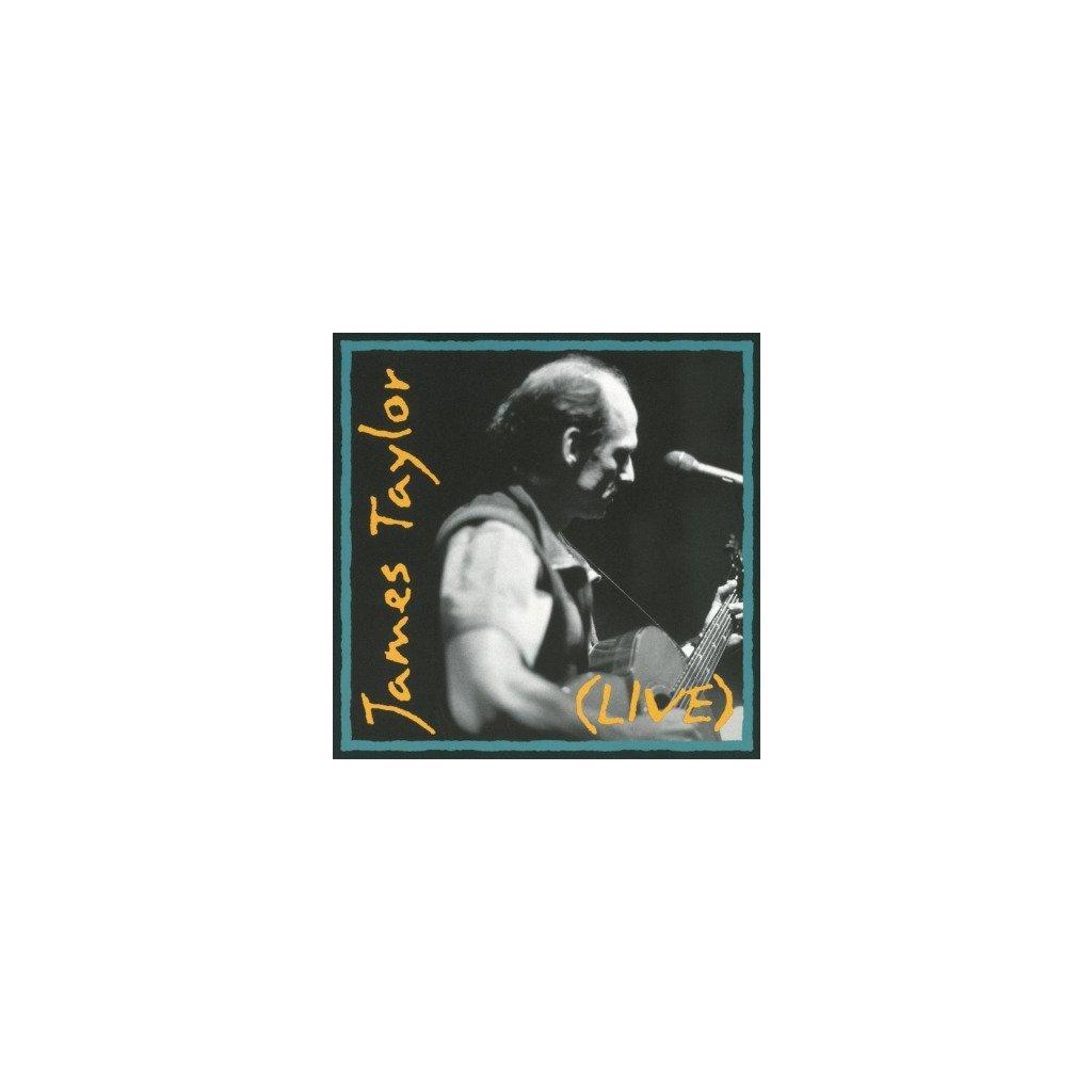VINYLO.SK | TAYLOR, JAMES - LIVE (2LP)180 GRAM / GATEFOLD SLEEVE / INSERT / REMASTERED AUDIO