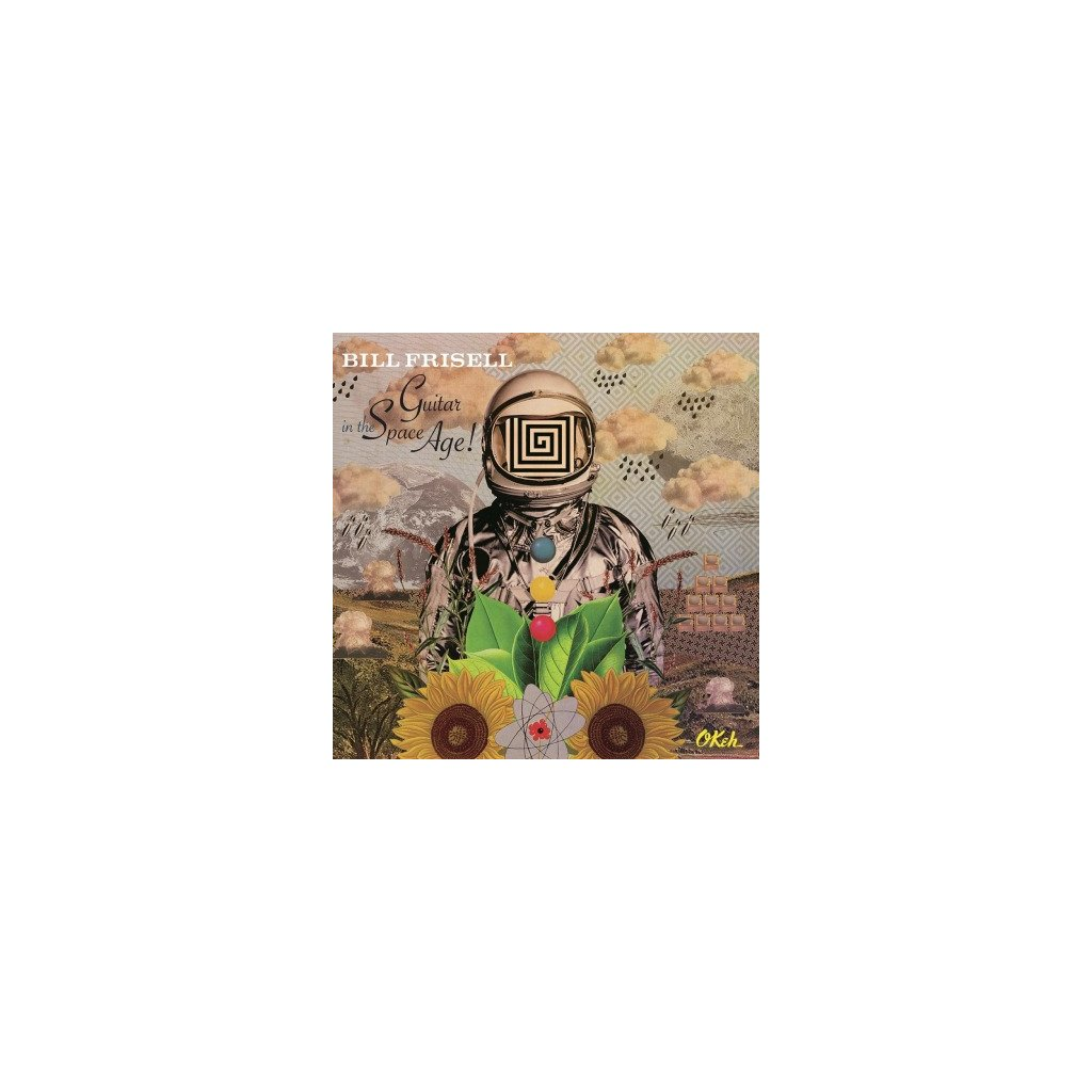 VINYLO.SK | FRISELL, BILL - GUITAR IN THE SPACE AGE! (LP).. AGE! / 180GR. AUDIOPHILE VINYL / INCL. INSERT