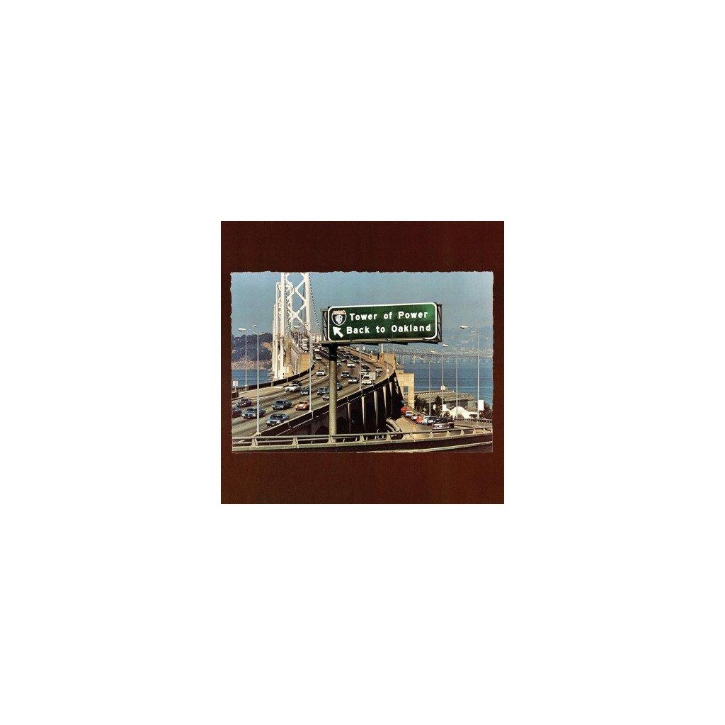 VINYLO.SK   TOWER OF POWER - BACK TO OAKLAND (LP)180 GRAM AUDIOPHILE VINYL