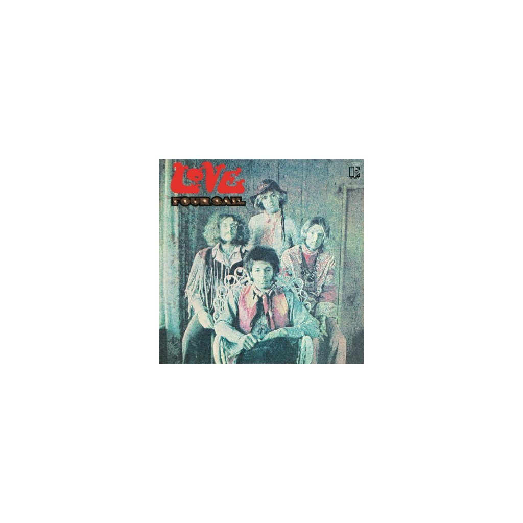 VINYLO.SK | LOVE - FOUR SAIL =EXPANDED= (LP)180 GRAM / EXPANDED EDITION CONTAINS 3 BONUS TRACKS