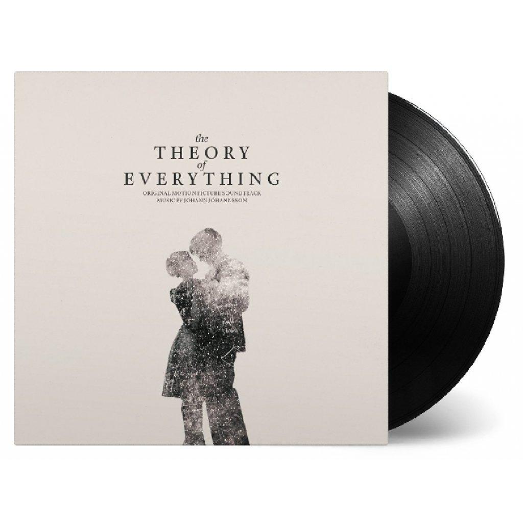 VINYLO.SK | OST - THEORY OF EVERYTHING [2LP] 180g GATEFOLD / PVC / JOHANN JOHANNSSON / BLACK VINYL