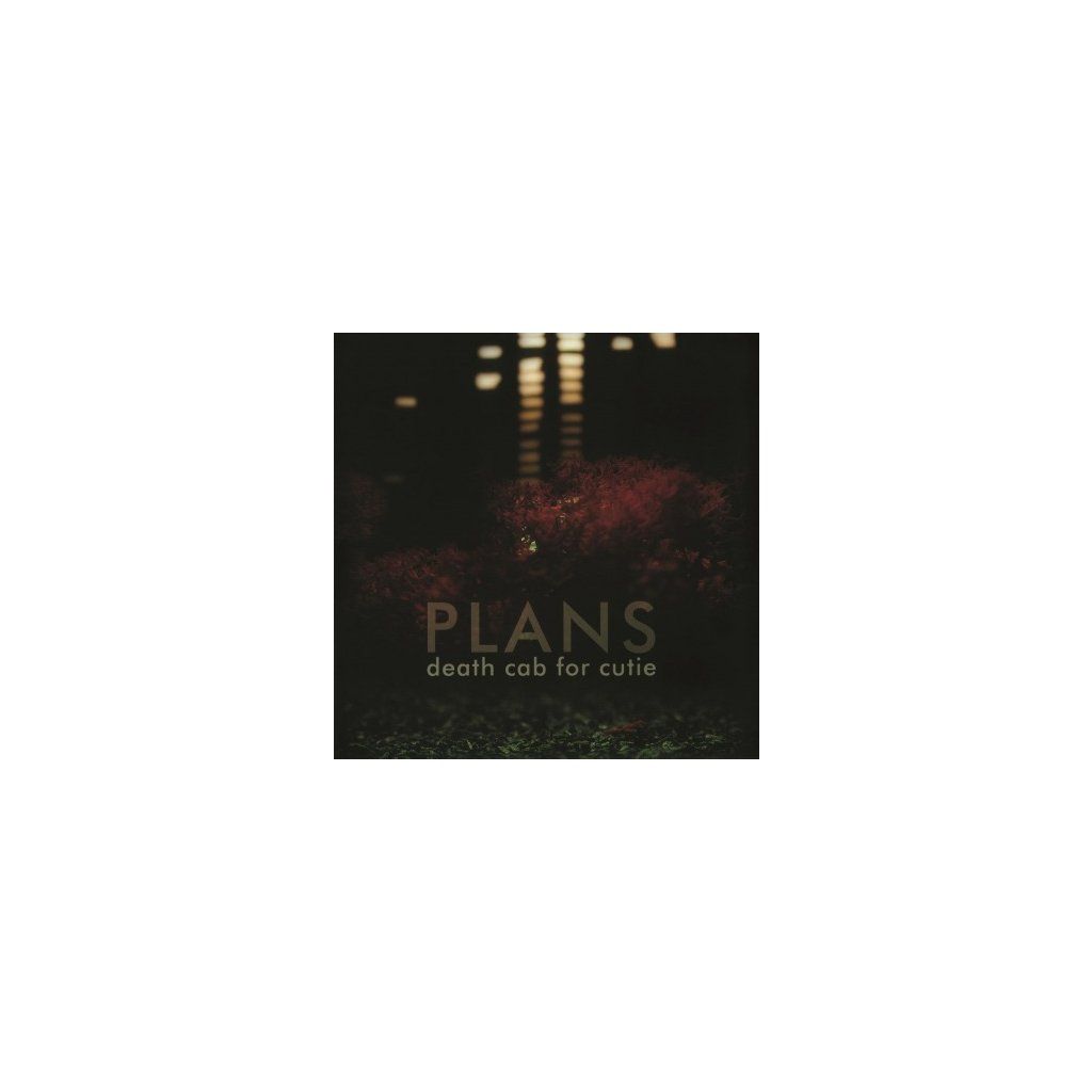 VINYLO.SK | DEATH CAB FOR CUTIE - PLANS (2LP)180GR. AUDIOPHILE VINYL