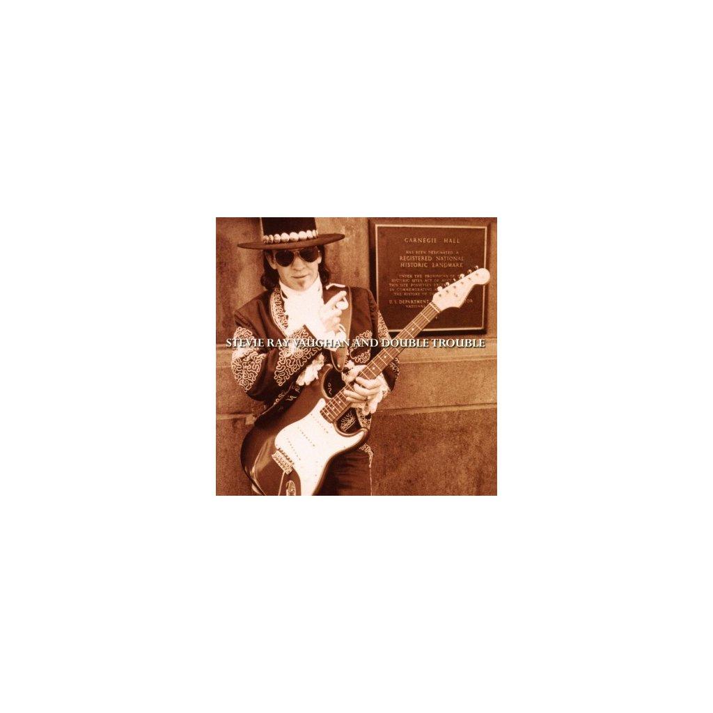 VINYLO.SK | VAUGHAN, STEVIE RAY - LIVE AT CARNEGIE HALL (2LP)180 GRAM AUDIOPHILE VINYL/INSERT/FIRST TIME ON VINYL!