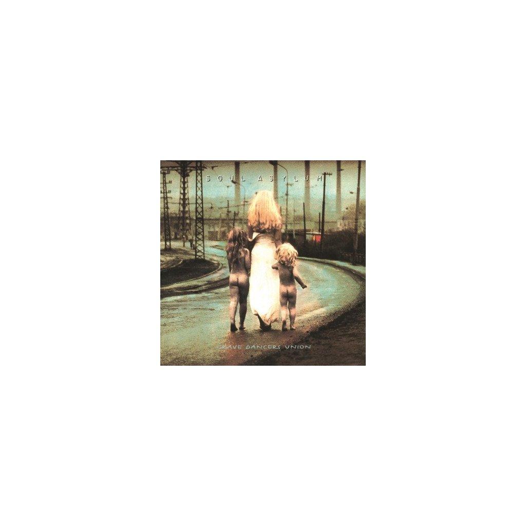 VINYLO.SK | SOUL ASYLUM - GRAVE DANCERS UNION (LP)180 GRAM AUDIOPHILE VINYL / INSERT