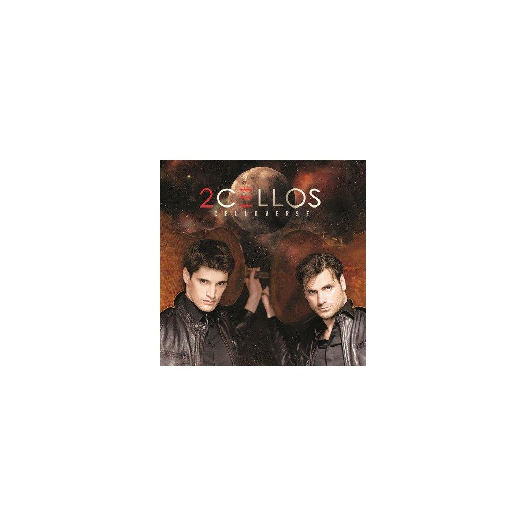 VINYLO.SK | TWO CELLOS - CELLOVERSE (LP)180GR/GATEFOLD/2015 ALBUM