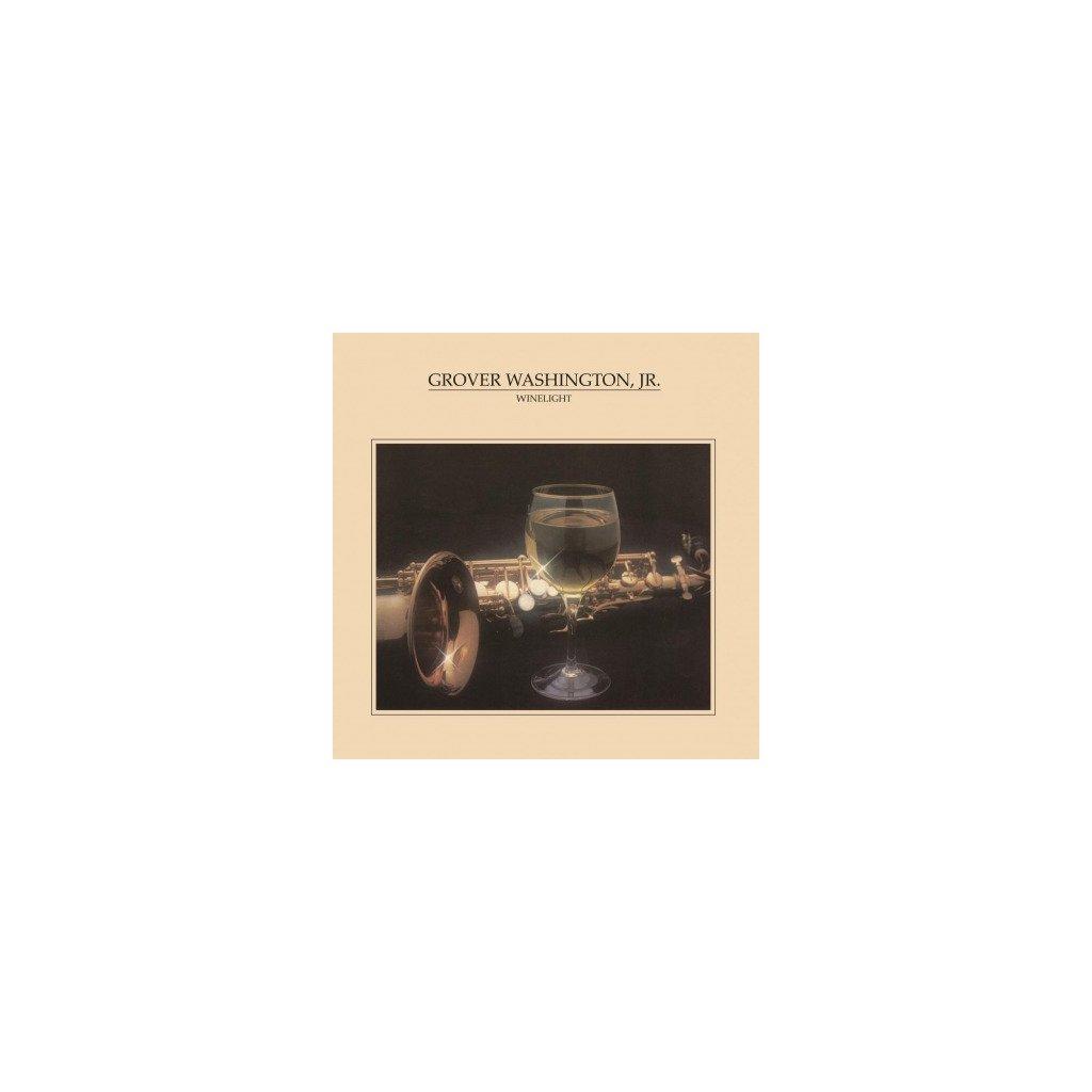 VINYLO.SK | WASHINGTON, GROVER -JR.- - WINELIGHT (LP)180 GRAM AUDIOPHILE VINYL