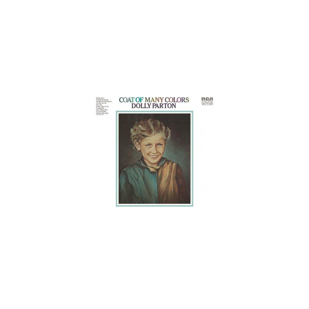 VINYLO.SK   PARTON, DOLLY - COAT OF MANY COLOURS (LP)180 GRAM AUDIOPHILE VINYL