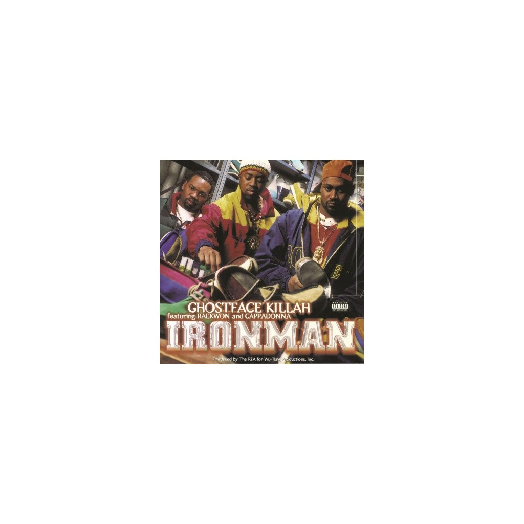 VINYLO.SK | GHOSTFACE KILLAH - IRONMAN (2LP)180GR. AUDIOPHILE VINYL