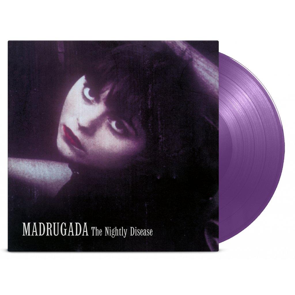 VINYLO.SK | MADRUGADA - NIGHTLY DISEASE [LP] 180g 8PG. BOOKLET