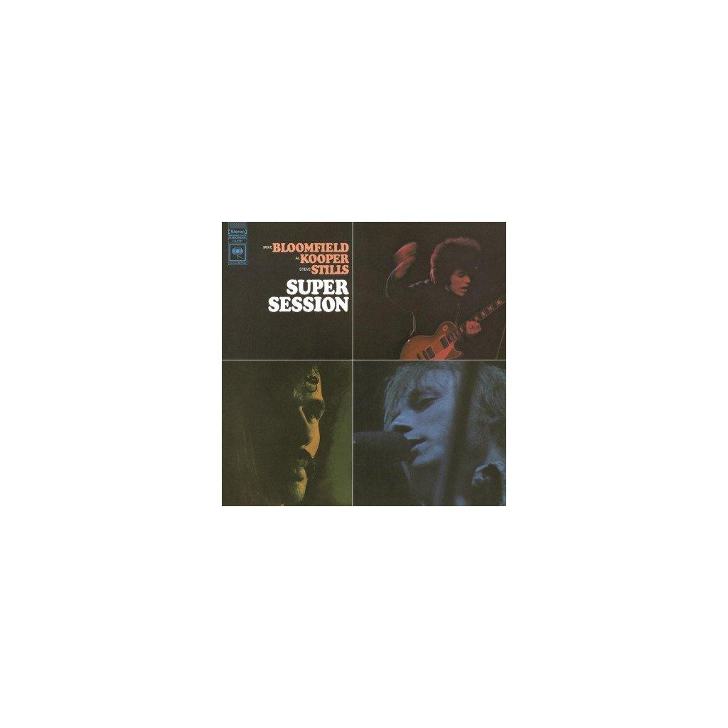 VINYLO.SK | BLOOMFIELD/KOOPER/STILLS - SUPER SESSION (LP)180GR. AUDIOPHILE VINYL