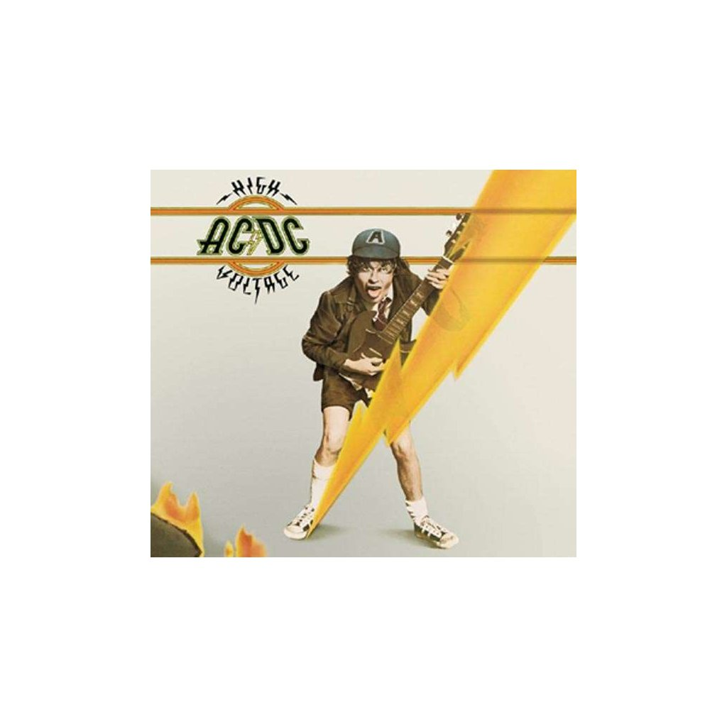 VINYLO.SK | AC/DC - HIGH VOLTAGE / Limited / HQ [LP]