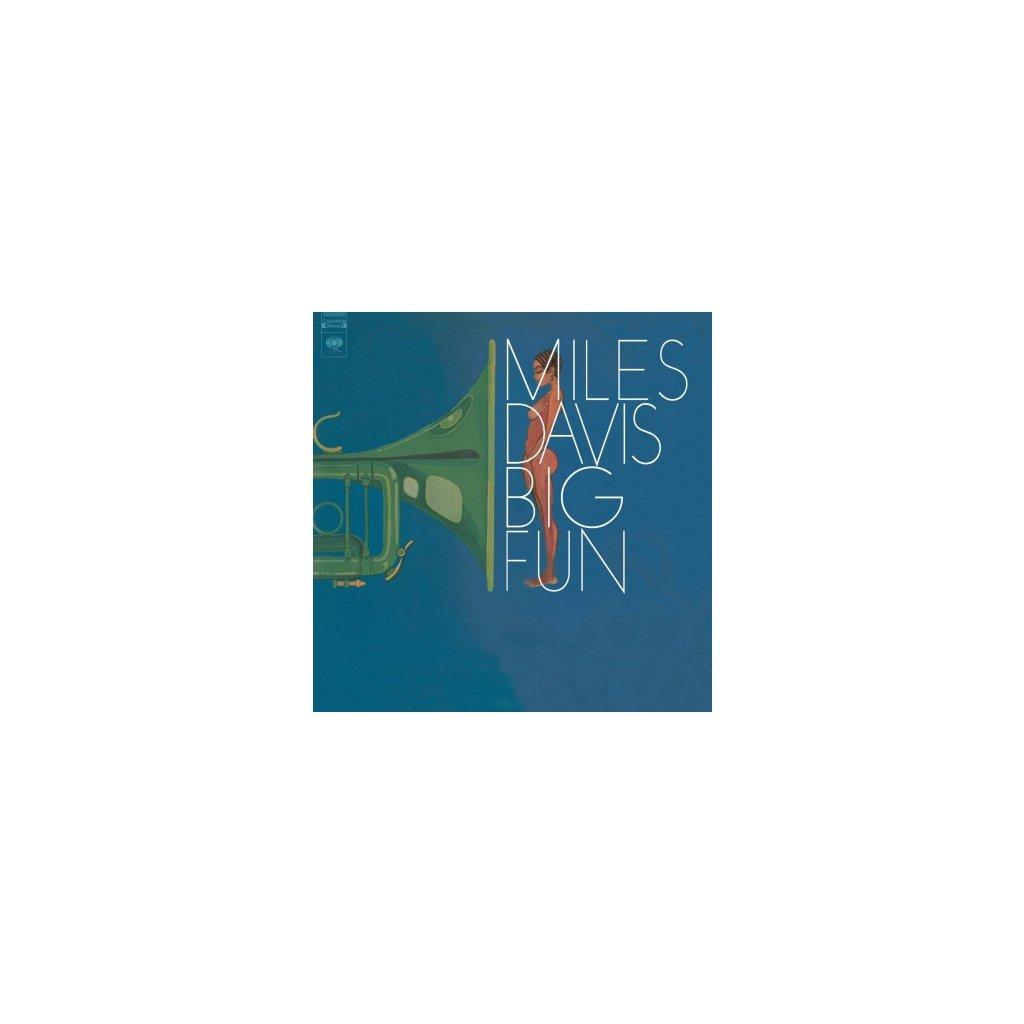 VINYLO.SK | DAVIS, MILES - BIG FUN (2LP)180 GRAM AUDIOPHILE VINYL / GATEFOLD SLEEVE