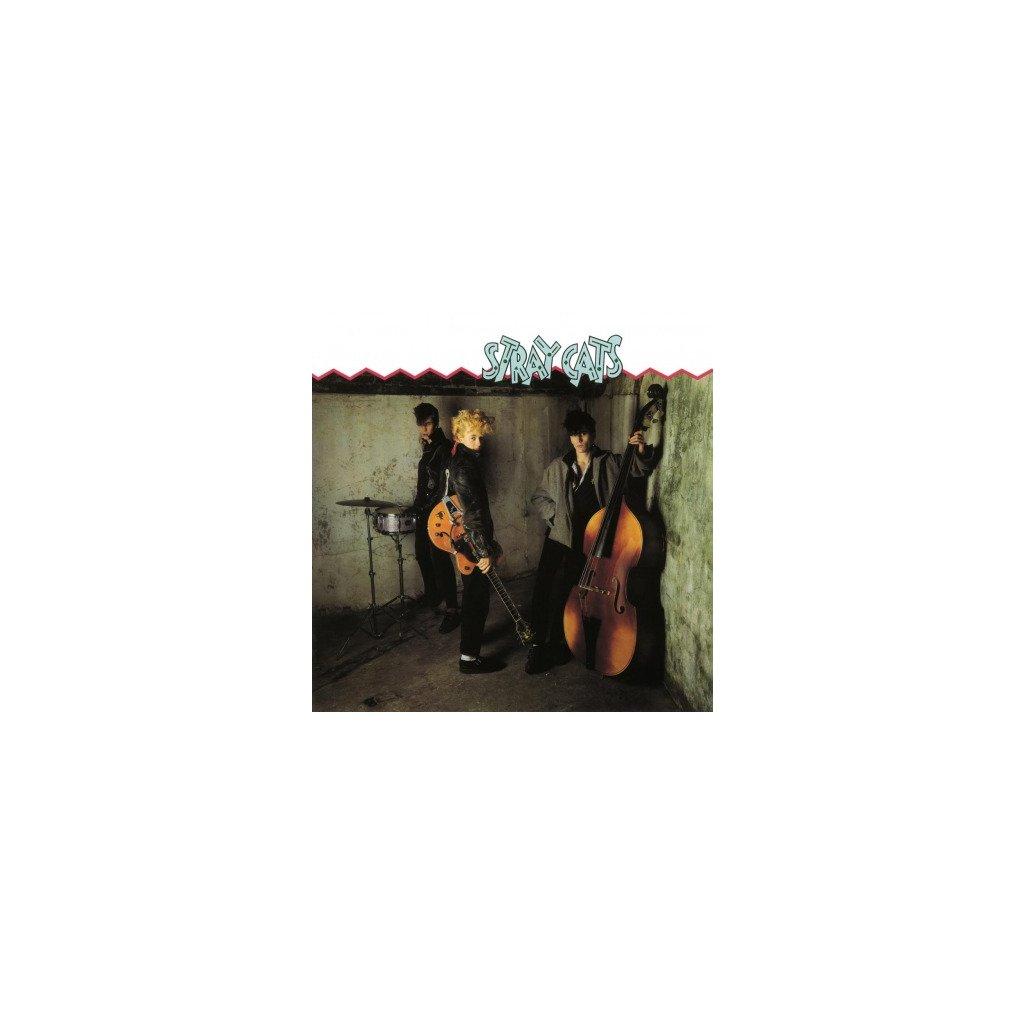 VINYLO.SK | STRAY CATS - STRAY CATS (LP)180 GR/INSERT