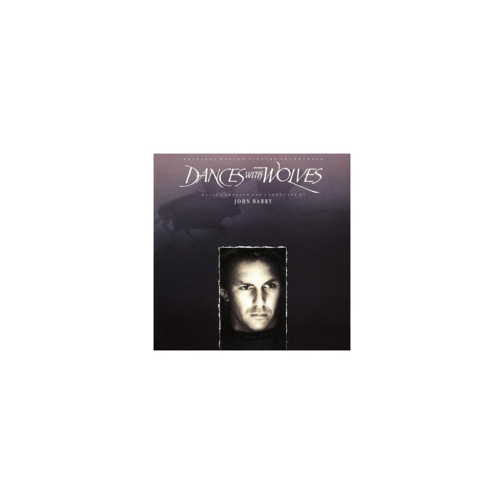 VINYLO.SK | OST - DANCES WITH WOLVES (JOHN BARRY) (LP).. (JOHN BARRY)// 180 GRAM/PVC SLEEVE