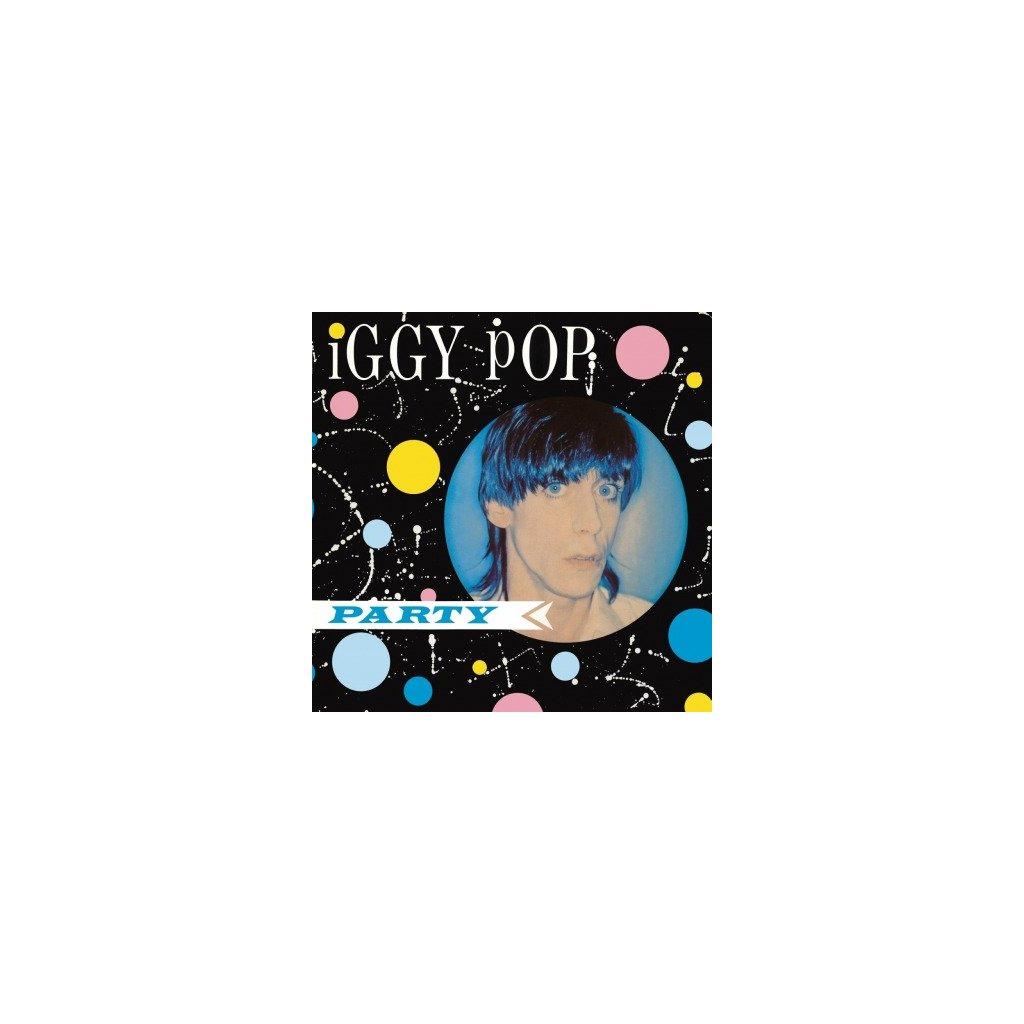 VINYLO.SK | POP, IGGY - PARTY (LP)180 GR AUDIOPHILE VINYL