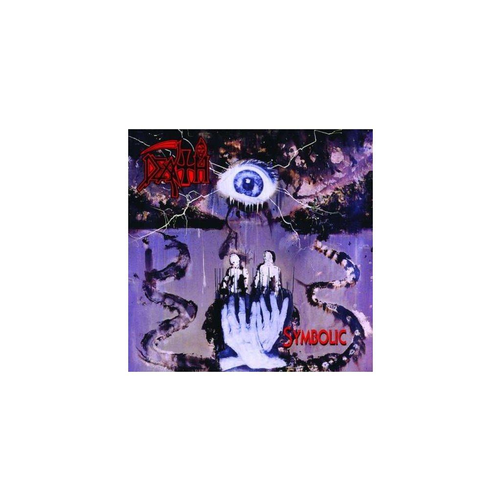 VINYLO.SK | DEATH ♫ SYMBOLIC [CD] 0016861895723