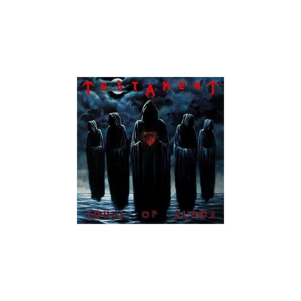 VINYLO.SK   TESTAMENT - SOULS OF BLACK [LP] 180g AUDIOPHILE VINYL
