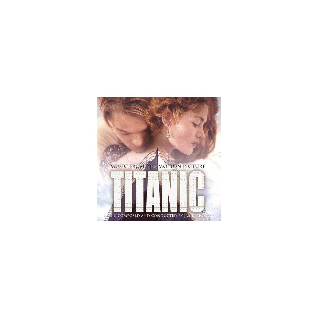 VINYLO.SK | OST - TITANIC (2LP)180GR/8P BOOKLET/INCL EXTRAS
