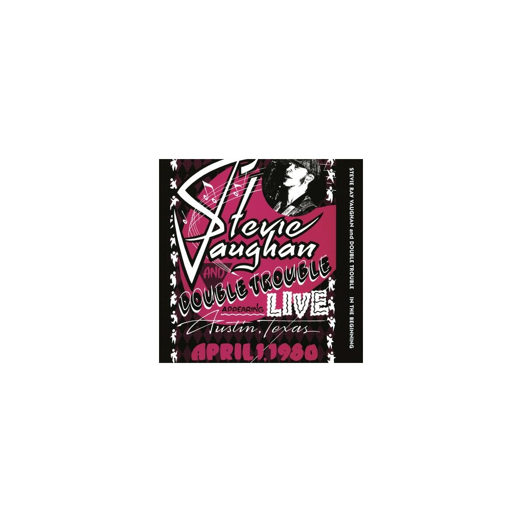 VINYLO.SK | VAUGHAN, STEVIE RAY - IN THE BEGINNING (LP)180 GRAM AUDIOPHILE VINYL / INSERT