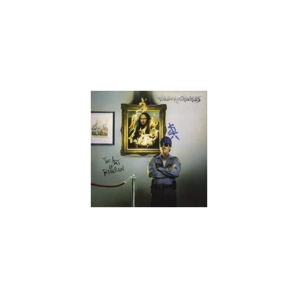 VINYLO.SK | SUICIDAL TENDENCIES - ART OF REBELLION (LP)180 GRAM AUDIOPHILE VINYL