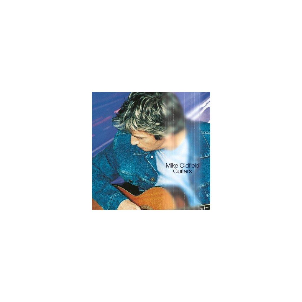VINYLO.SK | OLDFIELD, MIKE - GUITARS (LP)180 GRAM AUDIOPHILE VINYL/INSERT/FIRST TIME ON VINYL