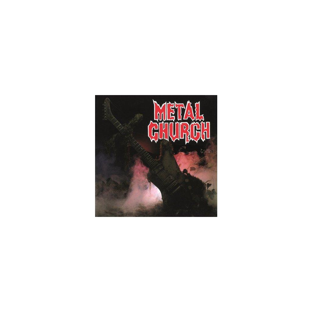 VINYLO.SK | METAL CHURCH - METAL CHURCH (LP)180 GR.