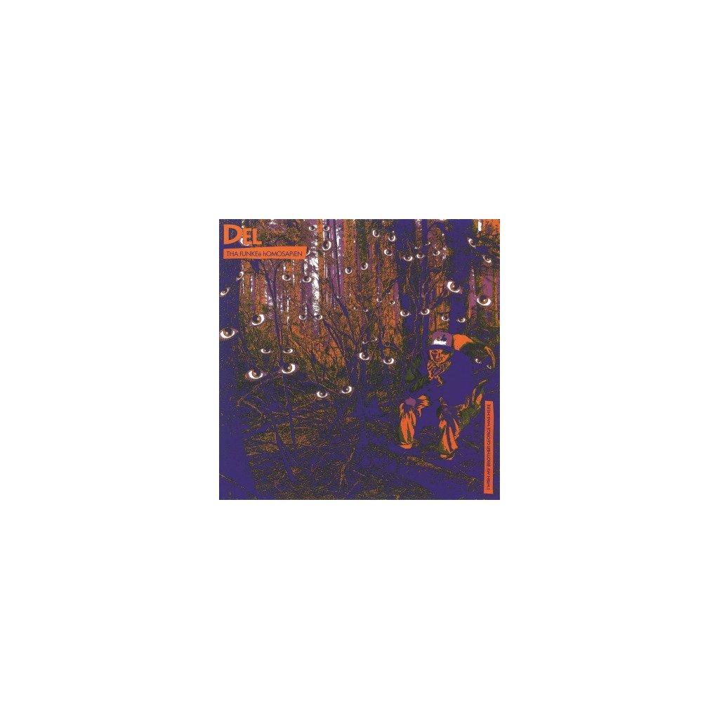 VINYLO.SK | DEL THA FUNKEE HOMOSAPIEN - I WISH MY BROTHER GEORGE WAS HERE (LP).. GEORGE WAS HERE / 180GR. AUDIOPHILE VINYL