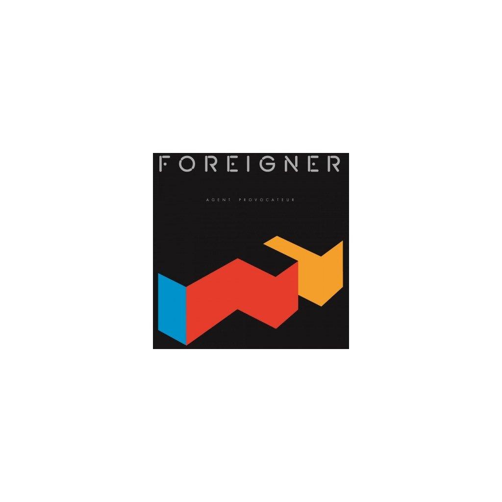 VINYLO.SK | FOREIGNER - AGENT PROVOCATEUR (LP)180GR. AUDIOPHILE VINYL / INSERT