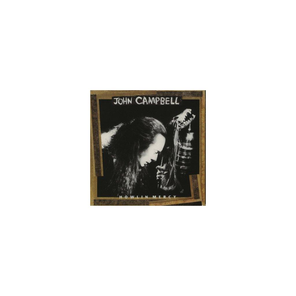 VINYLO.SK | CAMPBELL, JOHN - HOWLIN MERCY (LP)180GR. AUDIOPHILE VINYL