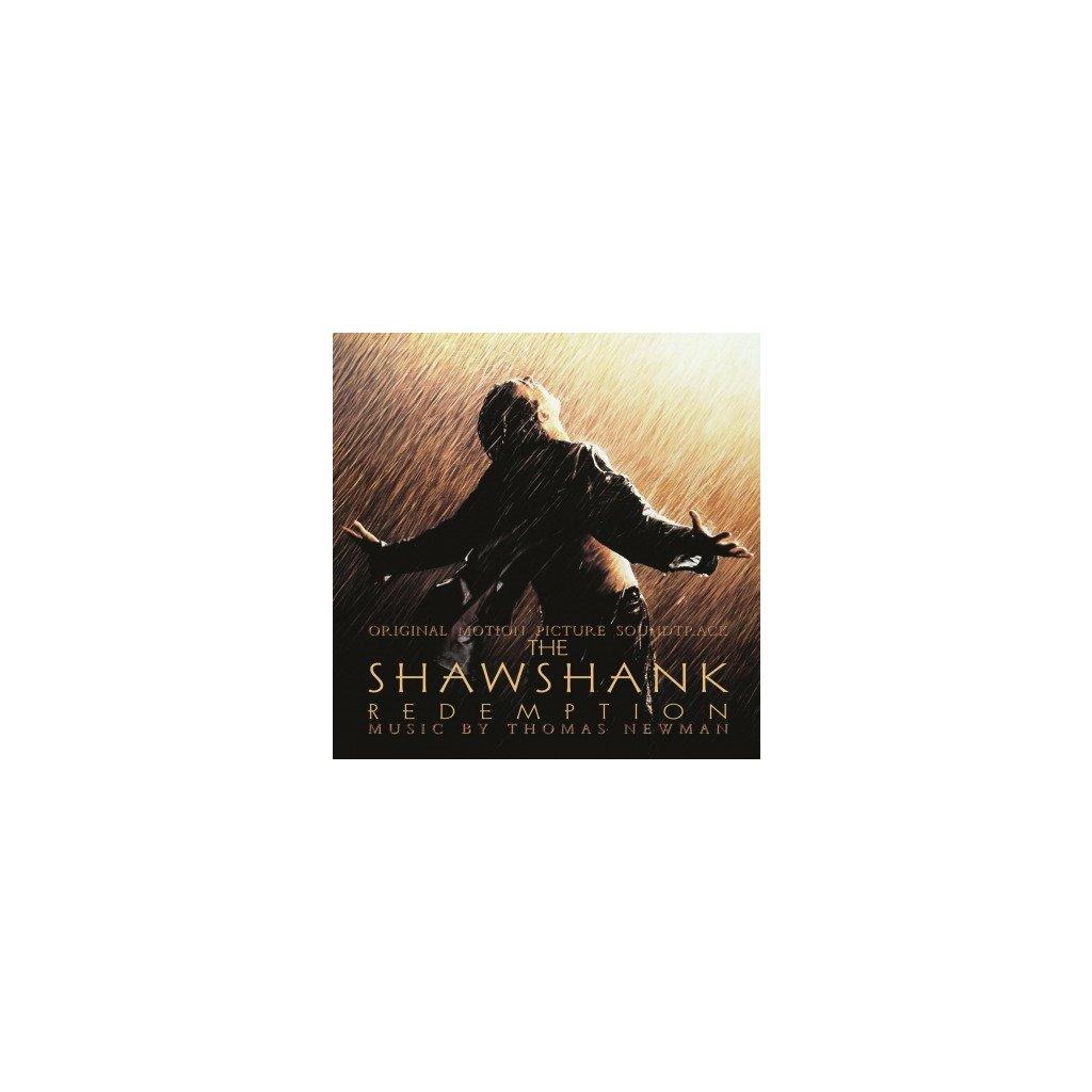 VINYLO.SK | OST - SHAWSHANK REDEMPTION (2LP)180 GRAM/INSERT/PVC SLEEVE/MUSIC BY THOMAS NEWMAN