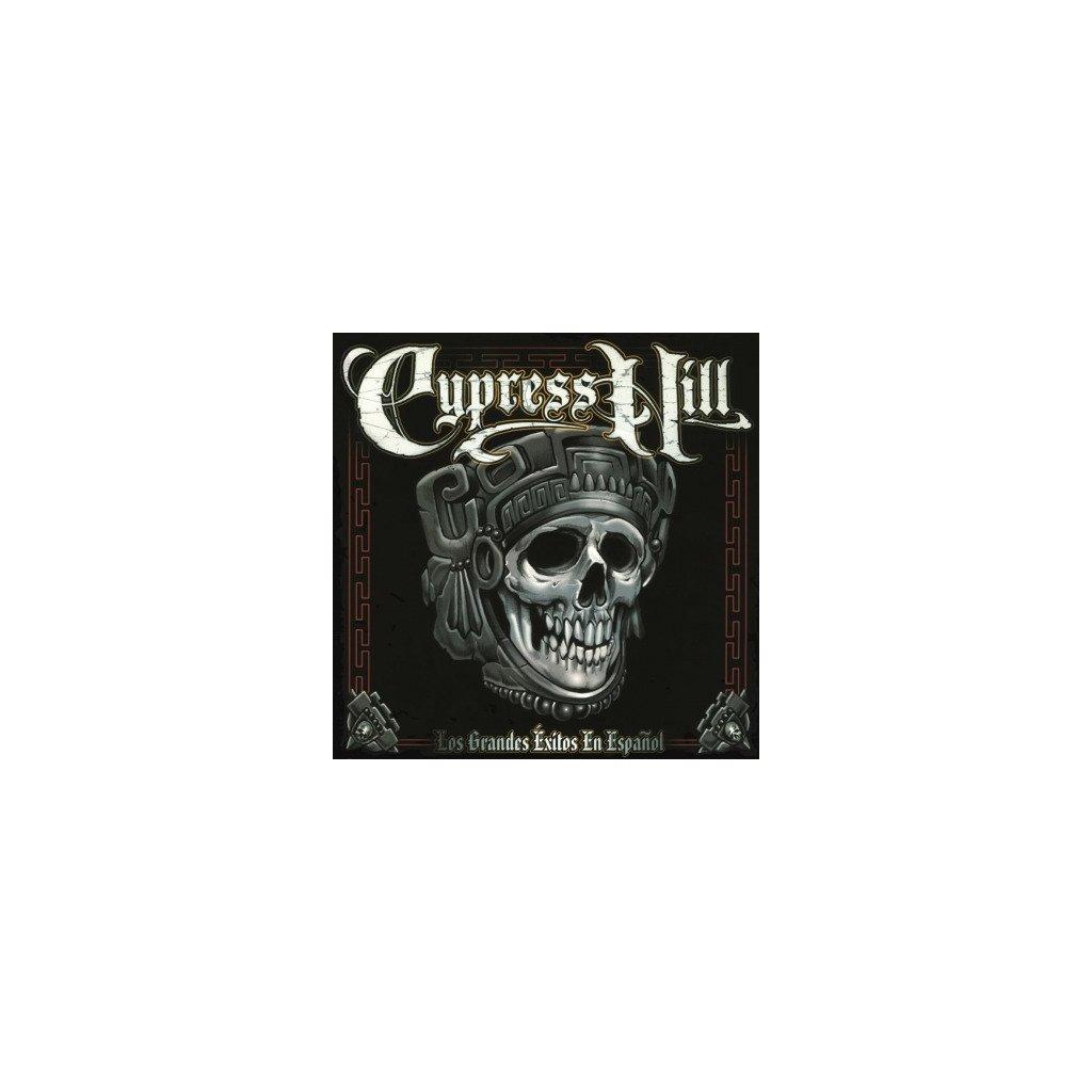 VINYLO.SK | CYPRESS HILL - LOS GRANDES EXITOS EN ESPANOL (LP)..ESPANOL//180 GR./CYPRESS HILL SONGS W/ SPANISH LYRICS