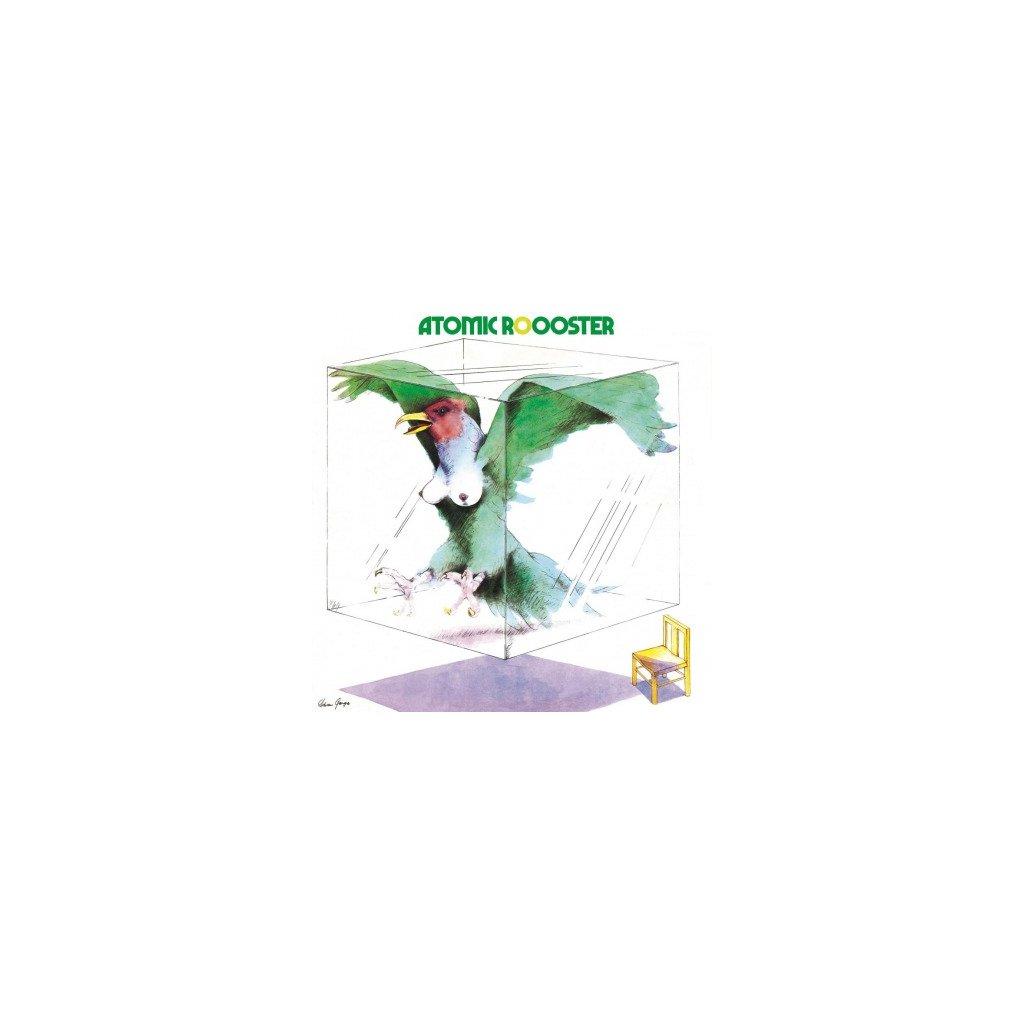 VINYLO.SK | ATOMIC ROOSTER - ATOMIC ROOSTER [LP] 180g AUDIOPHILE VINYL