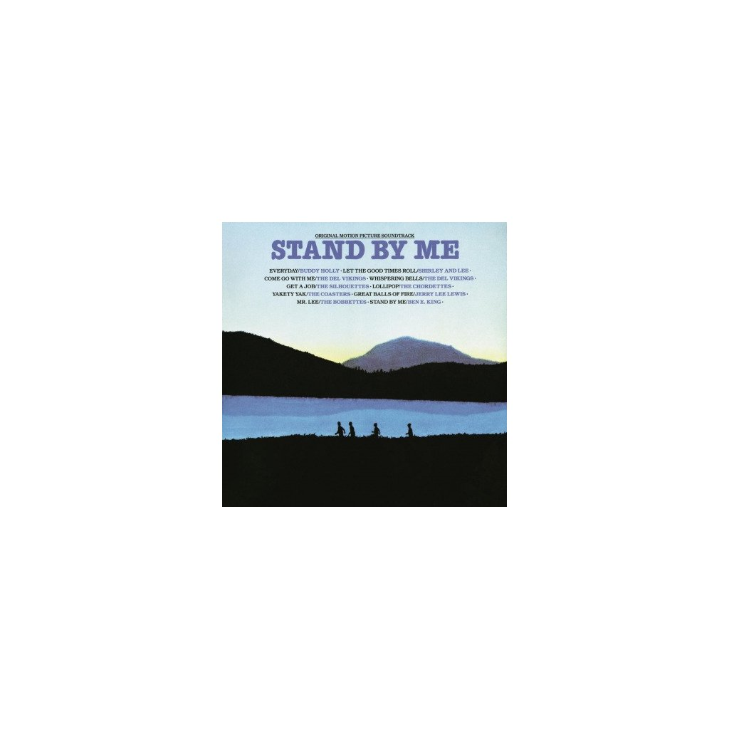 VINYLO.SK   OST - STAND BY ME (LP)180 GRAM/DELUXE PVC SLEEVE