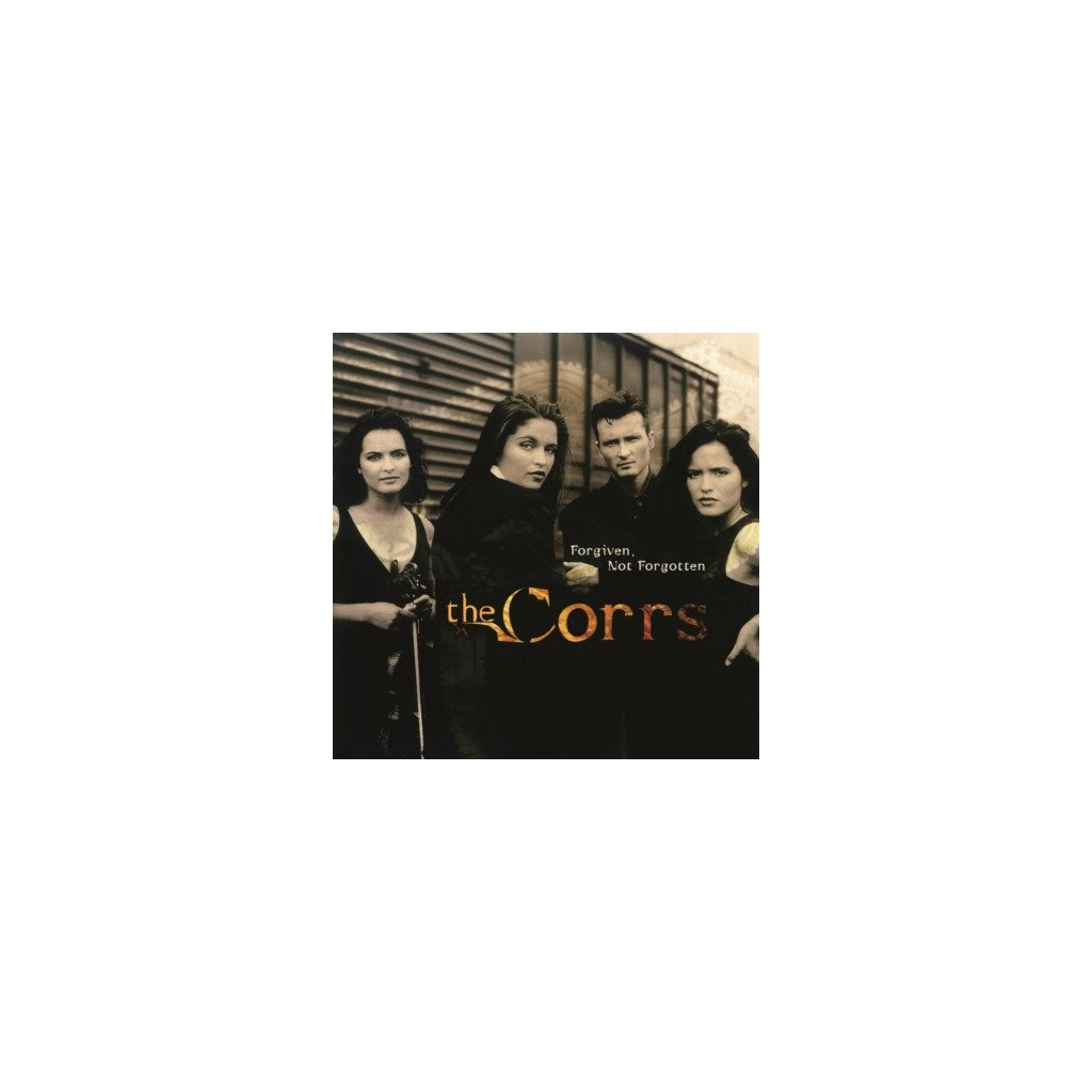 VINYLO.SK | CORRS - FORGIVEN, NOT FORGOTTEN (LP).. FORGOTTEN// 180GR./INSERT/FIRST TIME ON VINYL