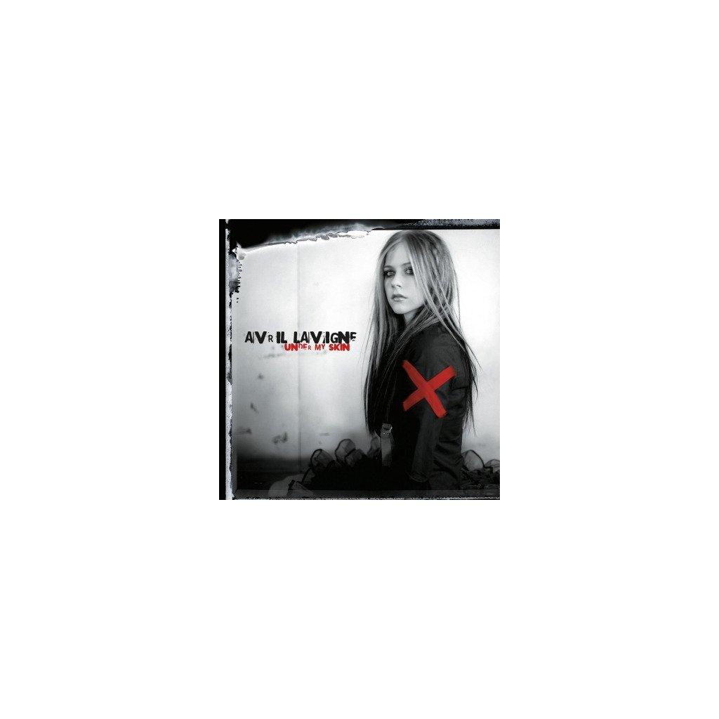 VINYLO.SK | LAVIGNE, AVRIL - UNDER MY SKIN (LP)180GR./4P BOOKLET/GATEFOLD/FIRST TIME ON VINYL