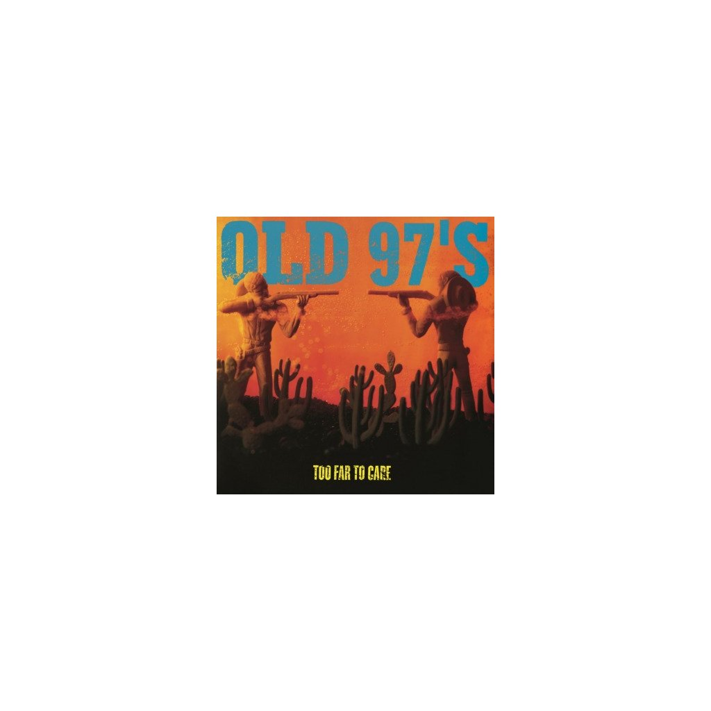 VINYLO.SK | OLD 97'S - TOO FAR TO CARE (LP)180GR. / INSERT