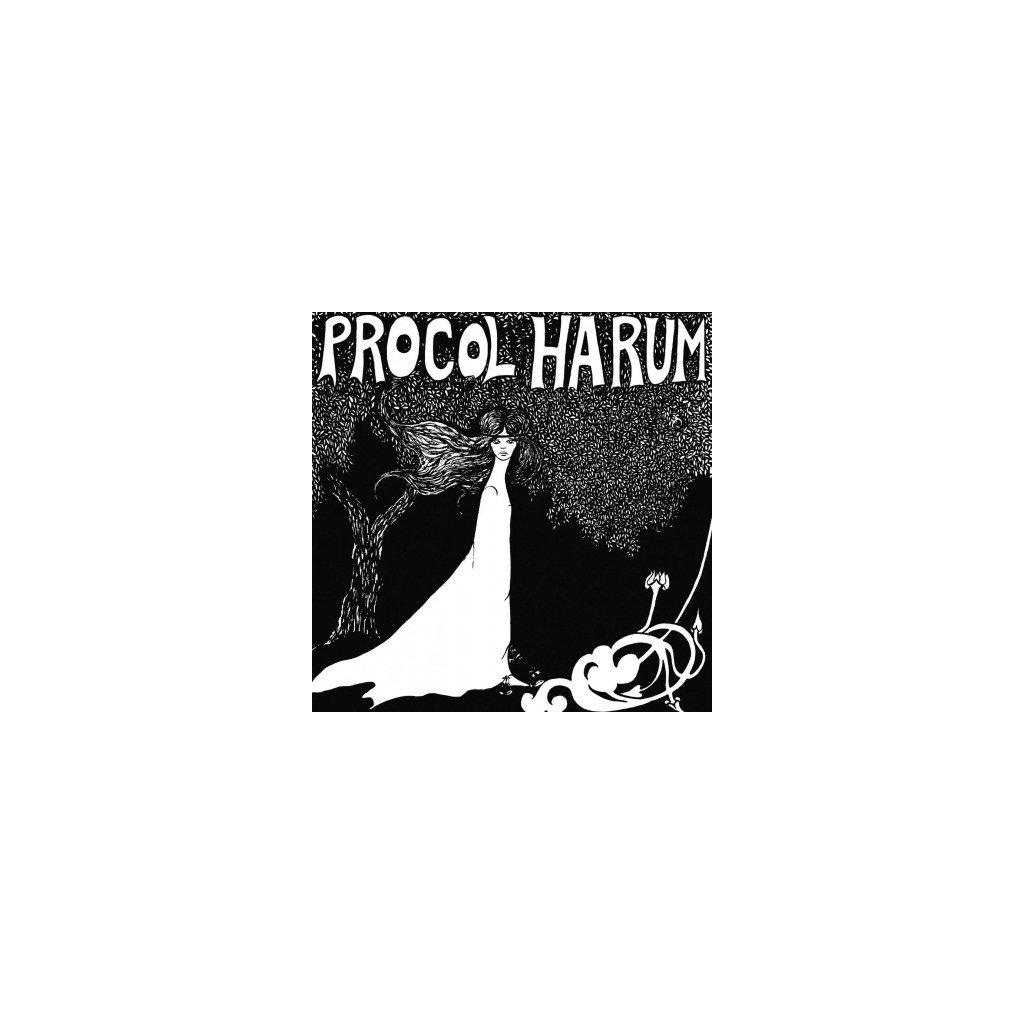 VINYLO.SK | PROCOL HARUM - PROCOL HARUM (LP)180GR./REMASTERED MONO/50TH ANN./REPLICA PROMO POSTER