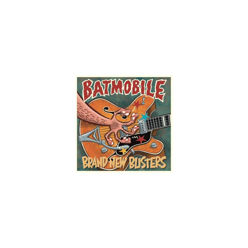 VINYLO.SK | BATMOBILE - BRAND NEW BLISTERS (LP)180GR. / DOWNLOAD