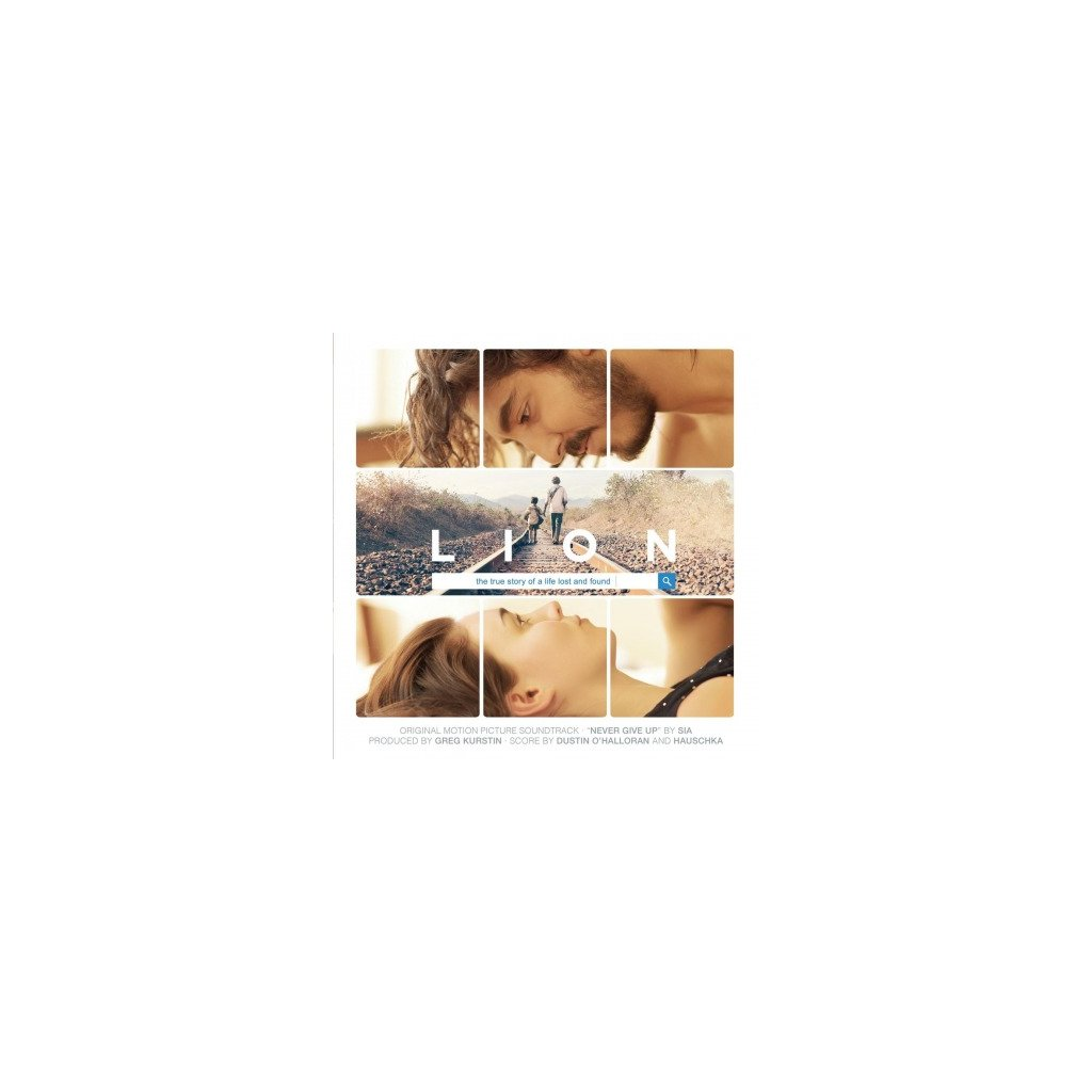 VINYLO.SK | OST - LION (LP)180GR./4P BOOKLET/INCL TRACK BY SIA