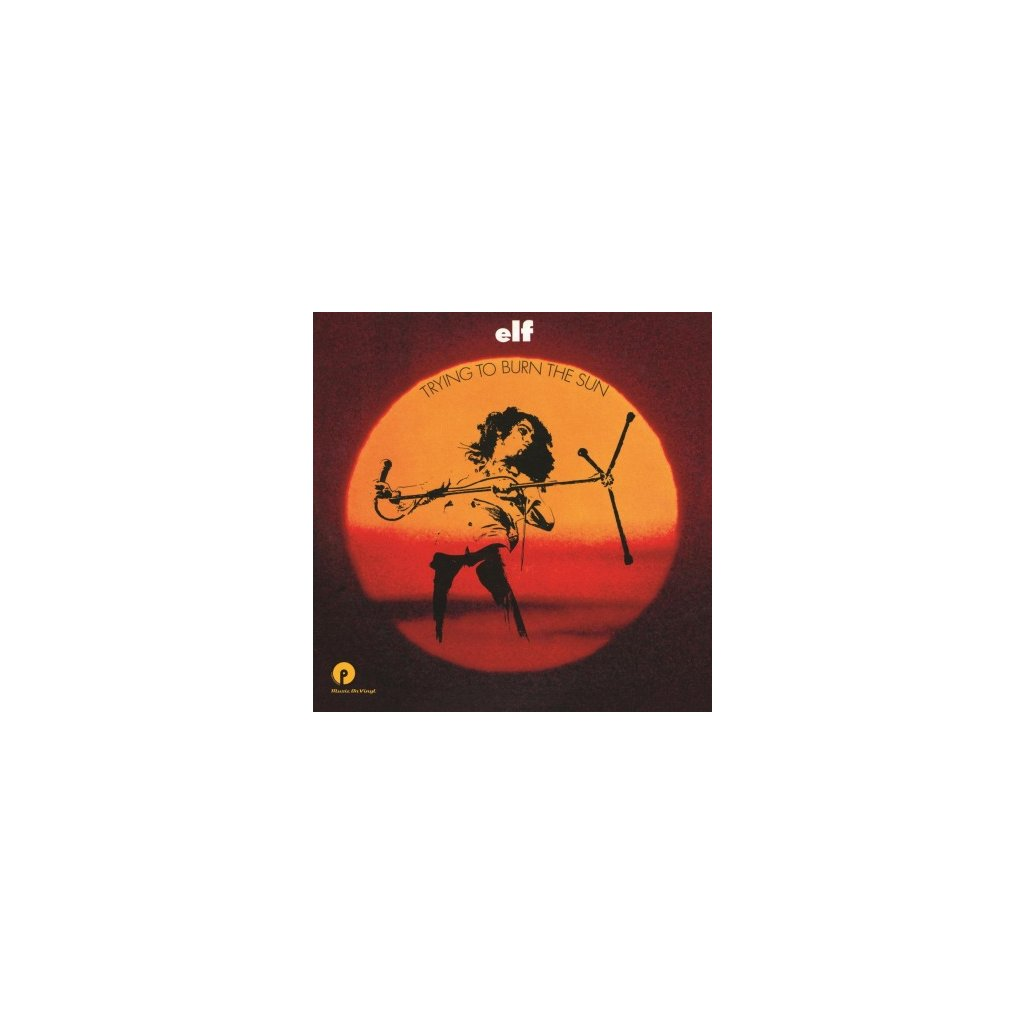 VINYLO.SK | ELF - TRYING TO BURN THE SUN (LP).. SUN//180GR./FT. RONNIE JAMES DIO