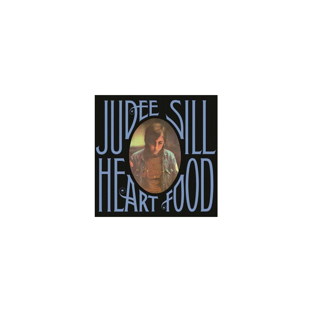 VINYLO.SK | SILL, JUDEE - HEART FOOD (LP)180GR./GATEFOLD SLEEVE/4P INSERT WITH LYRICS