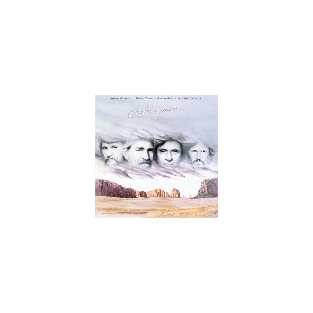 VINYLO.SK | CASH/NELSON/JENNINGS/KRIS - HIGHWAYMAN (LP)180GR./INSERT/CASH, NELSON, JENNINGS & KRISTOFFERSON