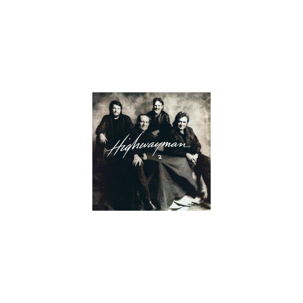 VINYLO.SK   CASH/NELSON/JENNINGS/KRIS - HIGHWAYMAN 2 (LP)180GR. / CASH, NELSON, JENNINGS & KRISTOFFERSON