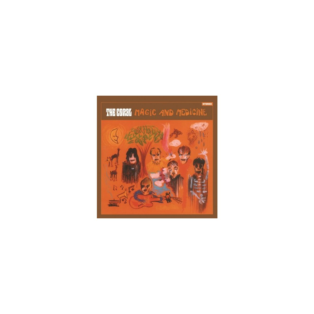VINYLO.SK | CORAL - MAGIC & MEDICINE (LP)180GR./PRINTED INNERSLEEVE/4P BOOKLET