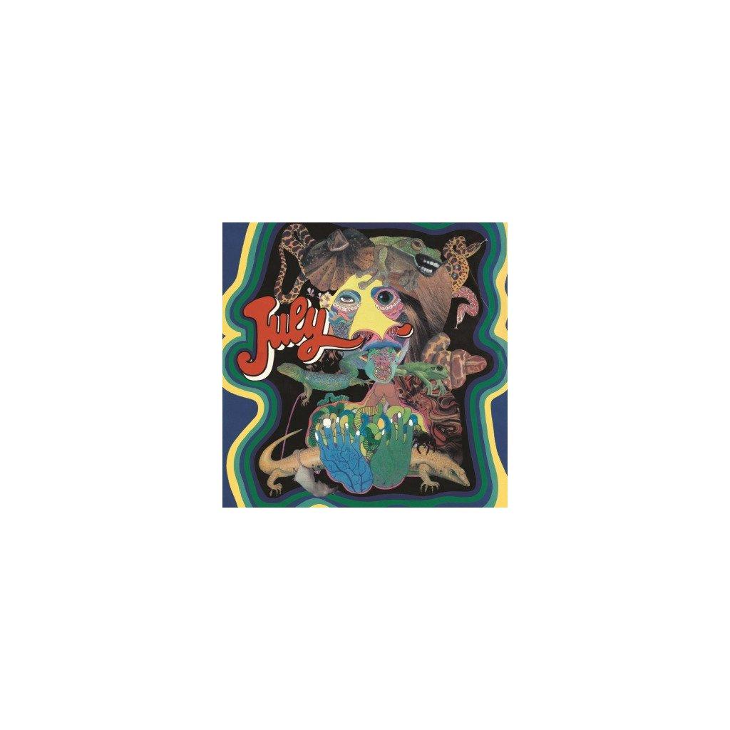VINYLO.SK | JULY - JULY (LP)180 GRAM AUDIOPHILE VINYL