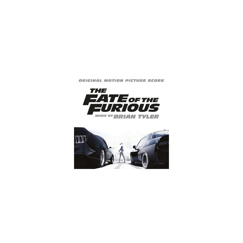 VINYLO.SK | OST - FATE OF THE FURIOUS (2LP)180GR./GATEFOLD/4P BOOKLET/POSTER/1000 CPS SILVER VINYL