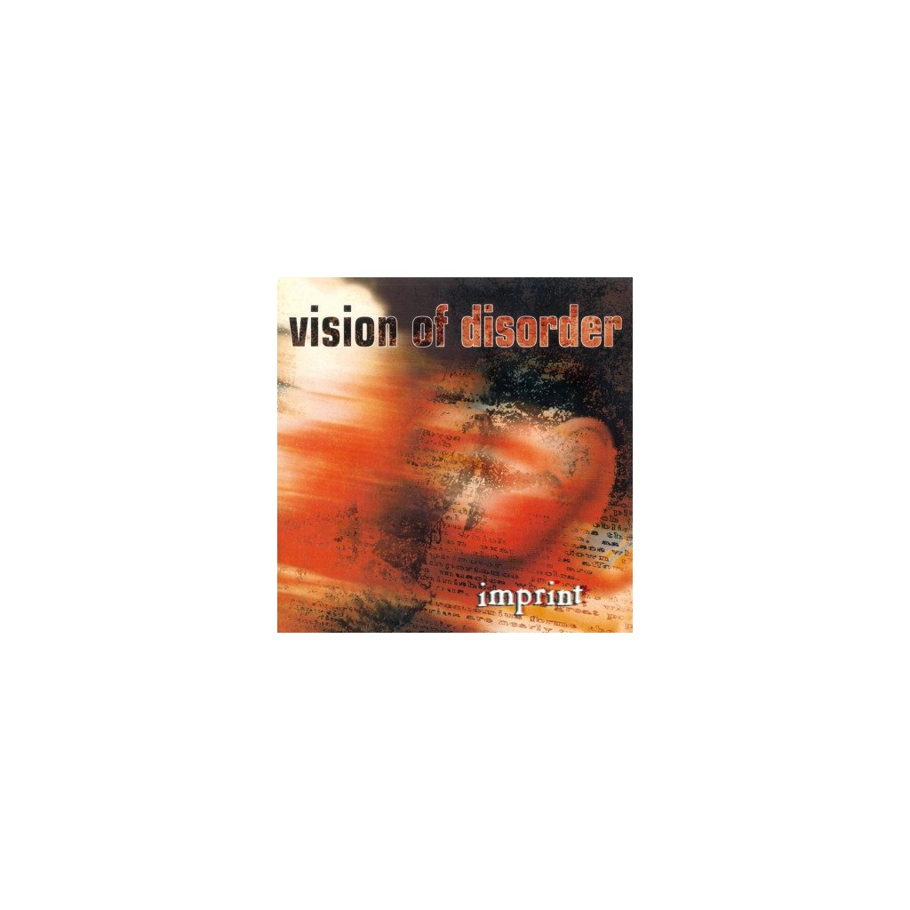 VINYLO.SK | VISION OF DISORDER - IMPRINT (LP)180GR./INSERT/1000 NUMBERED COPIES ON COLOURED VINYL