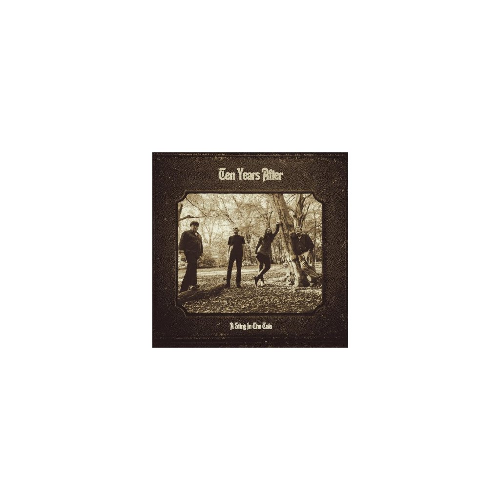VINYLO.SK | TEN YEARS AFTER - A STING IN THE TALE (LP)180GR./NEW 2017 ALBUM