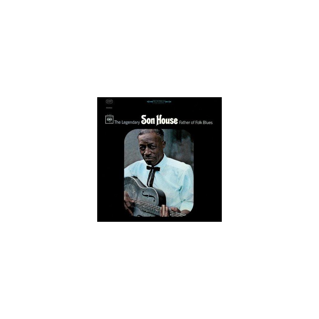 VINYLO.SK | HOUSE, SON - FATHER OF FOLK BLUES (LP)180GR./ORIGINAL 1965 RE-ISSUE